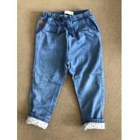 Calça jeans zara baby 3-4 anos - 3 anos - Zara Baby