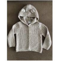 casaco quentinho com capuz zara 2-3 anos - 2 anos - Zara Baby