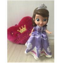 Boneca Princesinha Sofia 34 cm -  - Multibrink