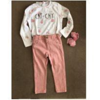 calça zara baby 3-4 anos - 3 anos - Zara Baby