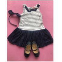 vestido listras momi 3 - 3 anos - Momi