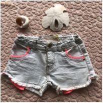 shorts jeans infantil quimby 2 - 2 anos - Quimby