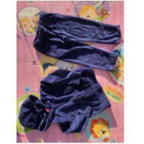 conjunto infantil plush marinho 3 - 3 anos - Pool Kids