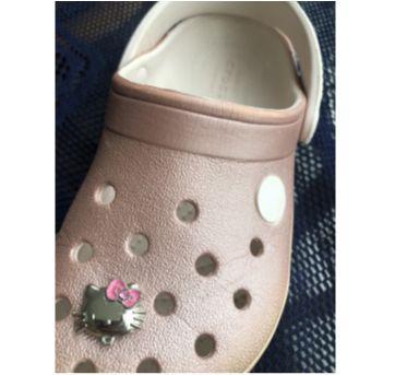 Jibbitz Pingente hello kitty para crocs - Sem faixa etaria - Crocs