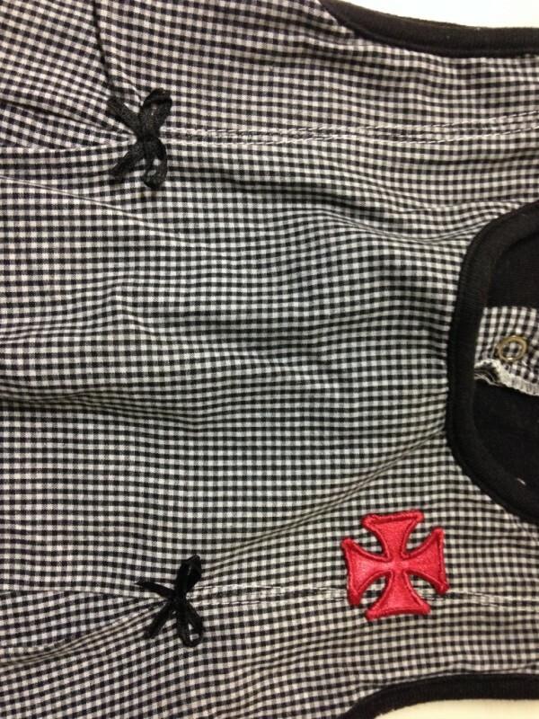 8d178ab124 Body vestido do Vasco 3 a 6 meses no Ficou Pequeno - Desapegos de ...