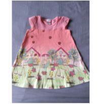 Vestido com joaninha - 2 anos - Marlan