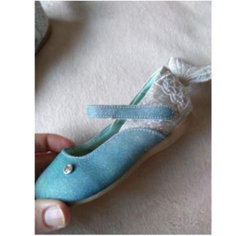 sandália de peixe brilhante - 21 - Ortopé