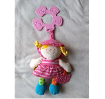 boneca Júlia para berço - Sem faixa etaria - KS Kids