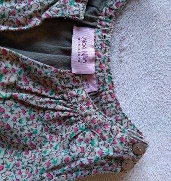 vestido Noa Noa - 1 ano - Não informada