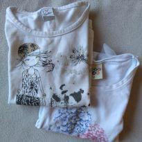2 blusinhas - 2 anos - Diversas