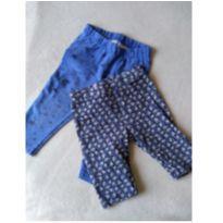 Calça e bermuda legging - 2 anos - Diversas