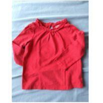 2 blusas manga longa charmosas - 3 anos - Baby Gap e Hering Kids