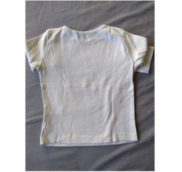 2 blusas manga longa: black & white - 24 a 36 meses - Pituchinhus