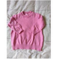 Blusãosinho rosa - 2 anos - Vira & Mexe