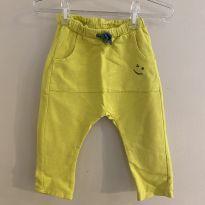 Calça saruel Zara - 6 a 9 meses - Zara