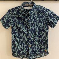 Camisa usada uma vez Zara - 2 anos - Zara