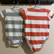 Kit bodys carters estilosos - 6 meses - Carter`s
