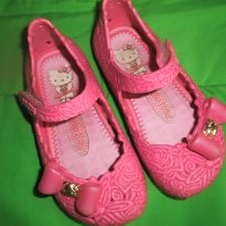Sapatilha Hello Kitty - 22 - Grendene