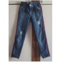 Calça Jeans - 8 anos - Kids Denim Girls