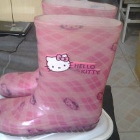 GALOCHA HELLO KITTY  2 !!! - 34 - Grendene