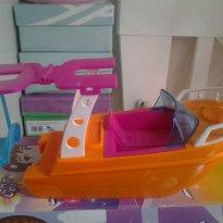 BARCO DA POLLY !!! -  - Mattel
