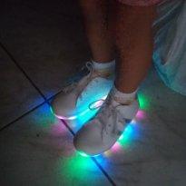 TENIS DE  LED  !!! - 27 - Luelua