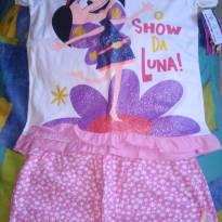 Pijama Show da Luna !!! - 6 anos - Riachuelo