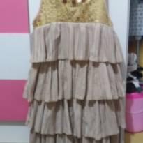 Vestido Magnífico !!! - 6 anos - Anjo d