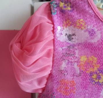 Vestido Luxo Lilica !!! - 6 anos - Lilica Ripilica