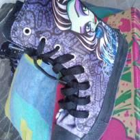 Tênis Cano Alto Monster High !!! - 29 - Importada