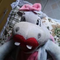 Mochilinha Hipopótamo !!! -  - Importada