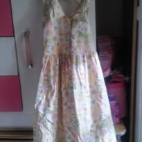 Vestido  Primavera  3 !!! - 8 anos - Nacional
