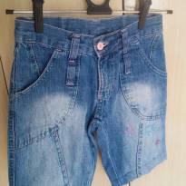 Bermudinha  Jeans !!! - 8 anos - Barbie