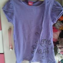 Blusinha Fashion  !!! - 7 anos - bik  bok