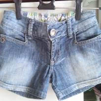 Short Jeans Charmoso  !!! - 7 anos - Bisi