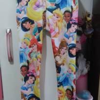 Legging Diva Princesas Disney  !!! - 6 anos - Next
