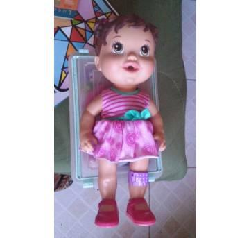 BONECA  BABY  ALIVE  MACHUCADINHO  !!! - Sem faixa etaria - Hasbro