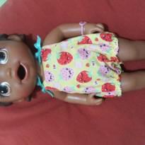 BABY  ALIVE   MEU  LANCHINHO  !!! -  - Hasbro