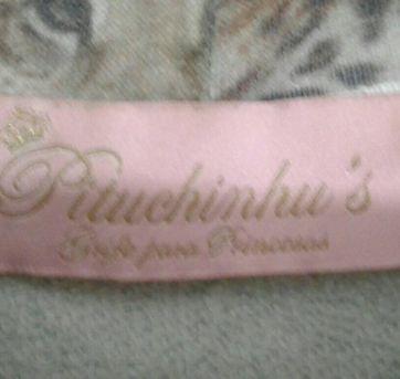MOLETOM  MARAVIGOLD  PITUCHINHUS   !!! - 10 anos - Pituchinhus