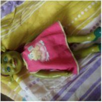 Boneca Fiona Engraçada -  - Não informada