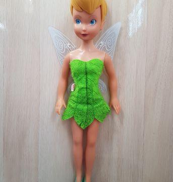 Boneca Tinker Bell- Baby Brink Disney Fadas - Sem faixa etaria - BABY BRINK