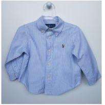 Camisa Ralp Lauren Masculina - 1 ano - Ralph Lauren