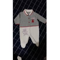 Macacão Noruega Principe - Recém Nascido - Noruega Baby