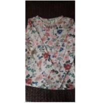 Camiseta manga comprida Zara - 4 anos - Zara Home Kids