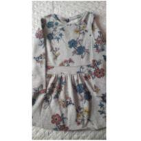 Vestido  Flanelado em malha - 6 anos - Kiabi