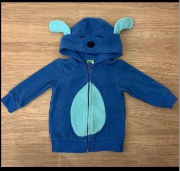 Duas jaquetas bebê - 6 a 9 meses - Pool e Basics