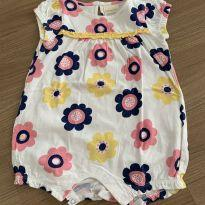 Romper Flores - 18 meses - First Impressions