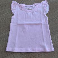 Blusinha Basica - 9 a 12 meses - Kiko baby