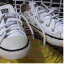 TENIS ALL STAR INFANTIL 26 COURO - 26 - ALL STAR - Converse