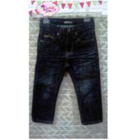 calça jeans infantil rebel 3t para seu principe ou princesa - 3 anos - Rebel